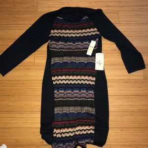 Laundry sweater dress size M new with tags